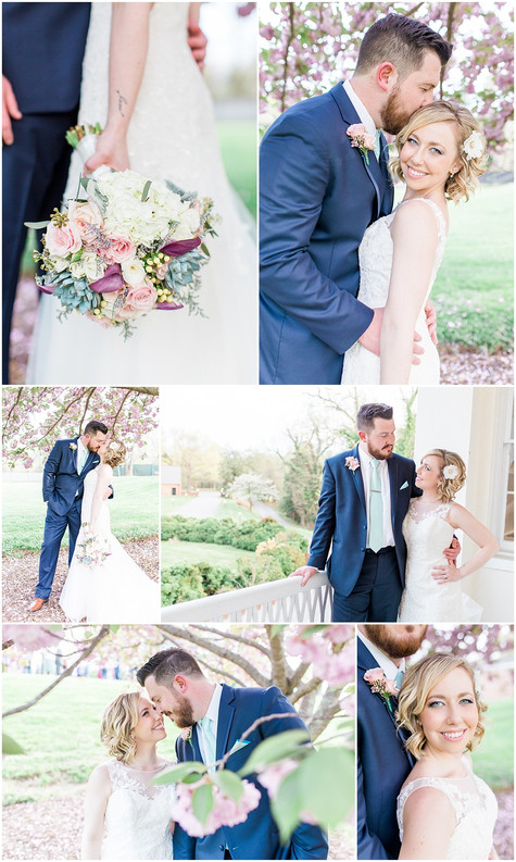 Becky & Chris - MARRIED - Mount Airy Mansion - La Plata, MD