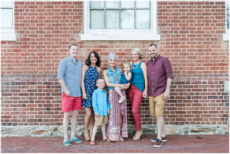Family Session - Downtown Annapolis