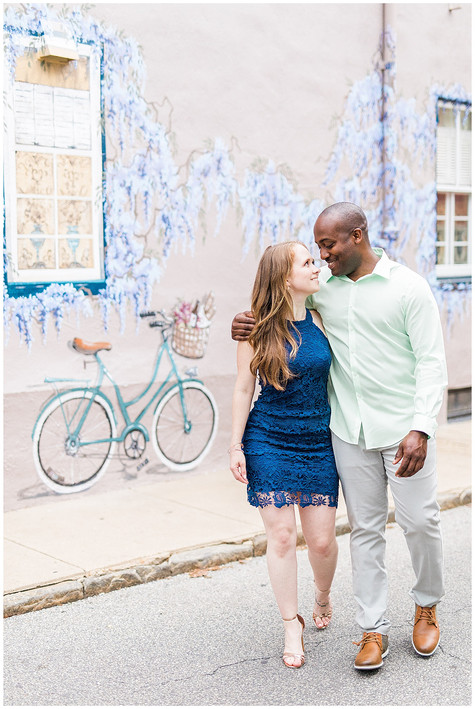 Jess & Brian | Engaged | Annapolis, MD
