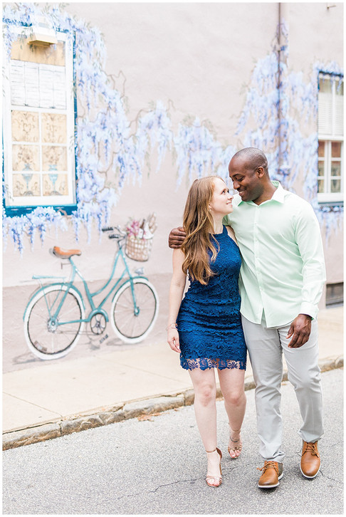 Jess & Brian   Engaged   Annapolis, MD