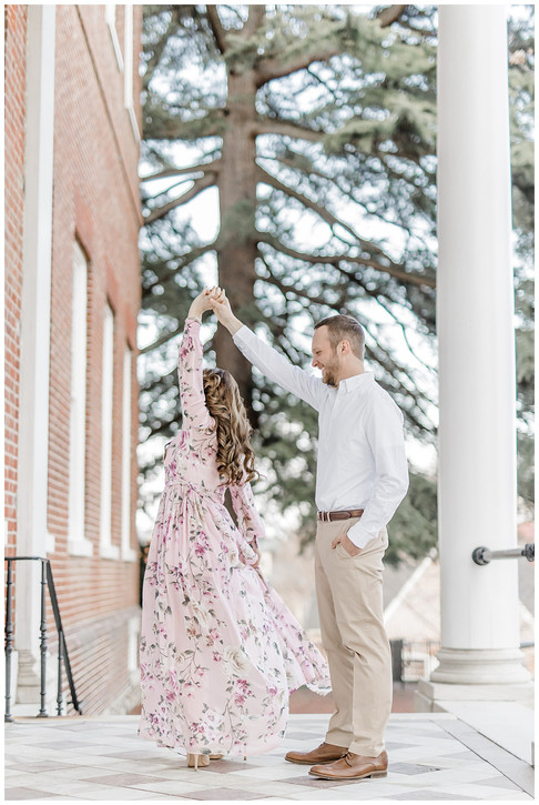 Lexii & Johnny Engagement Session