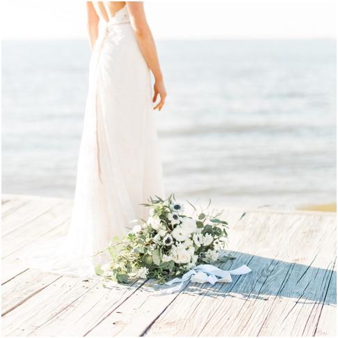 Hannah & Chris   Silver Swan Bayside   Annapolis Wedding Photographer