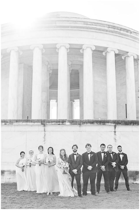 Rosemary & Tim | Wedding | Athenaeum | Washington, DC