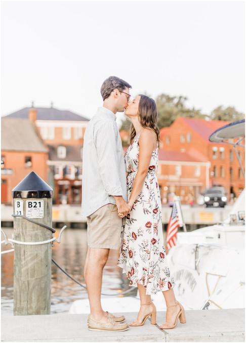 Emma & Josh | Downtown Annapolis | Wedding Photographer