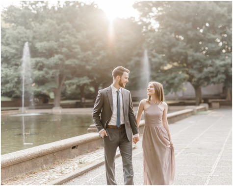 Holly & Matt | Meridian Hill Park | Washington, DC Wedding Photographer