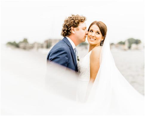 Moe & Dan | Downtown Annapolis | Maryland Wedding Photographer