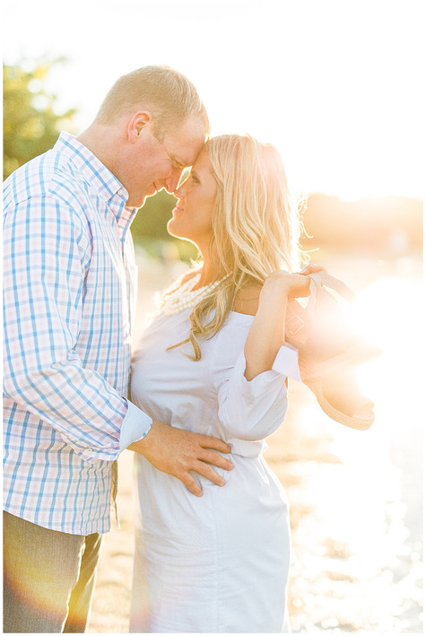 Kelly & Mike | Engaged | Herrington On The Bay