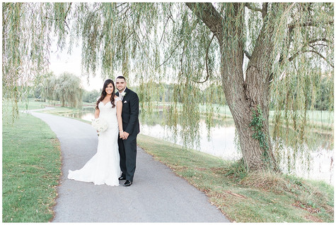 Maria & Andres - Married - The Links at Gettsyburg