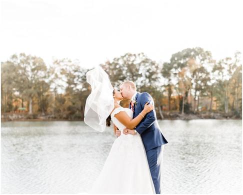 Brittany & Josh | Woodlawn Estate | Southern, Maryland Wedding Photographer
