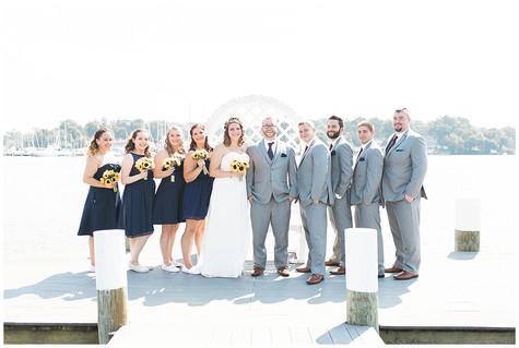 Shannon & Tyler - Married - Anchor Inn - Pasadena, MD