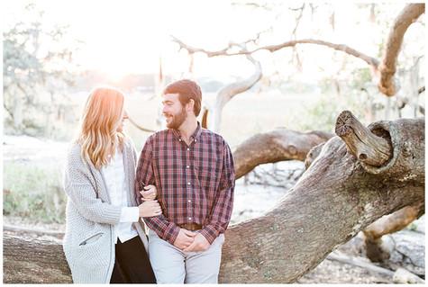 Erin & Tre - Engaged - Charleston, SC