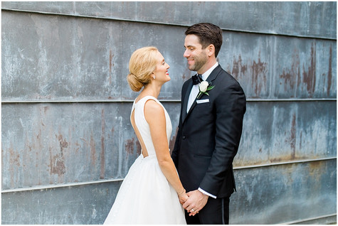 Kerriann & Chris - MARRIED - Mt. Washington Mill Dye House