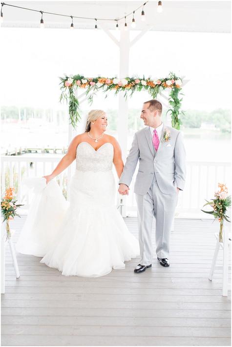 Alena & Ryan - MARRIED - The Anchor Inn