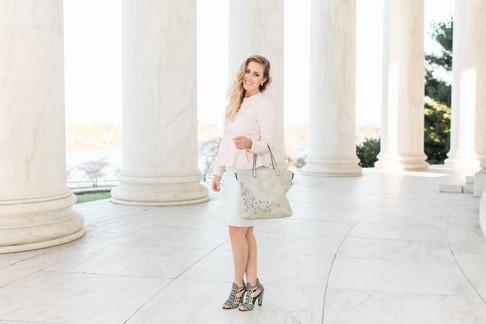 Tazia Lynn - Fashion Blogger - Washington DC