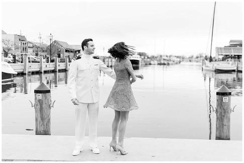Hannah & Chris   Engaged   Annapolis, MD