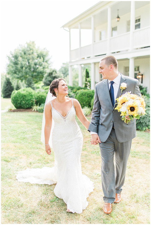 Bethany & Terence | Wedding | Glen Ellen Farm