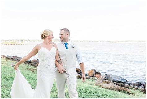 Jessica & Evan - Married - Eastern Yacht Club