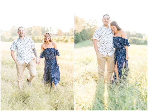 Courtney & Charlie - ENGAGED - Sugarloaf Mountain