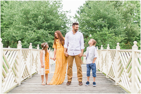 Quiet Waters Park Family Session