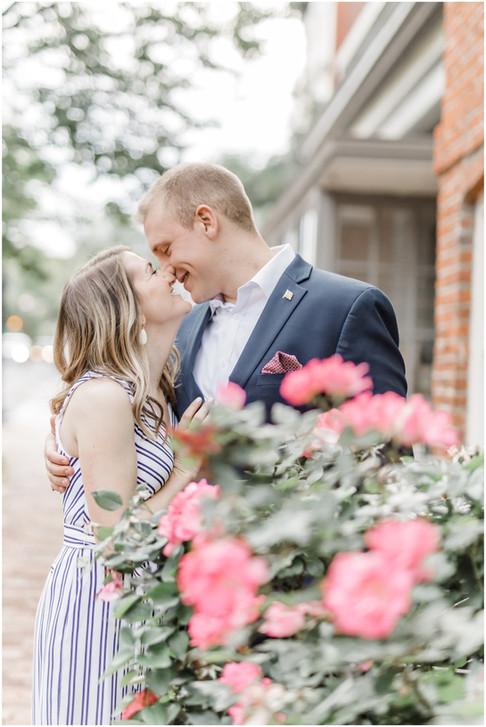 Kylie & Eric | Engaged | Washington, DC Wedding Photography