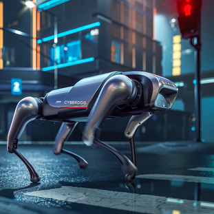 A robot: The new dog of Xiaomi