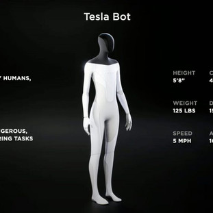Tesla Bot: Judgment Day