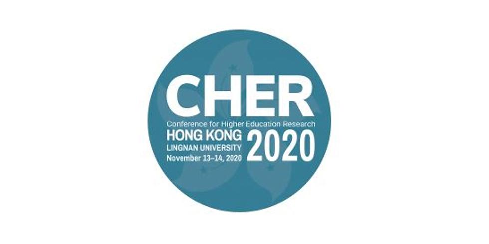 CHER-Hong Kong 2020
