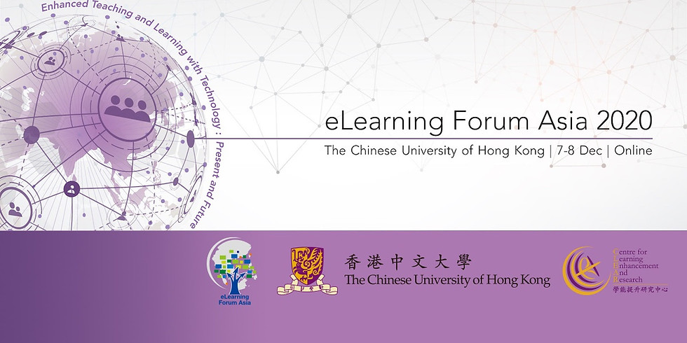 15th eLearning Forum Asia 2020