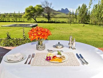Stellenbosch Winelands Muldersvlei Estate accommodation