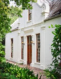Muldersvlei Estate Manor house 2