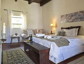 Stellenbosch Winelands Muldersvlei Estate accommodation guesthouse