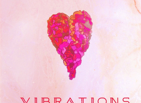 "REVIEW: GUITARIST DAVID P. STEVENS' ""VIBRATIONS"""