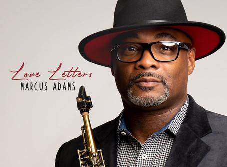 NEW MUSIC: MARCUS ADAMS