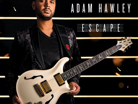 NEW MUSIC: GUITARIST ADAM HAWLEY