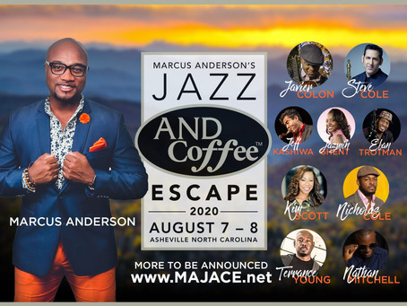 SAXOPHONIST MARCUS ANDERSON'S JAZZ AND COFFEE ESCAPE