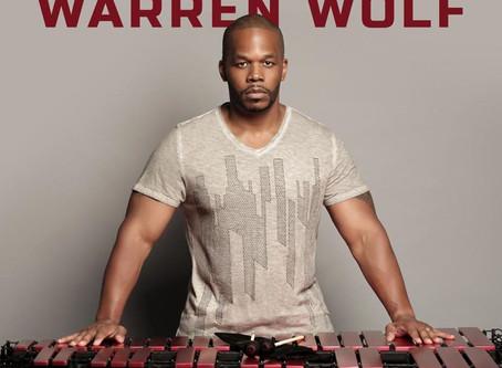 "REVIEW: VIBRAPHONIST WARREN WOLF'S ""REINCARNATION"""