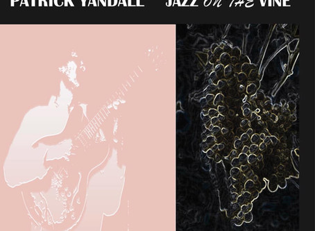 NEW MUSIC: GUITARIST PATRICK YANDALL