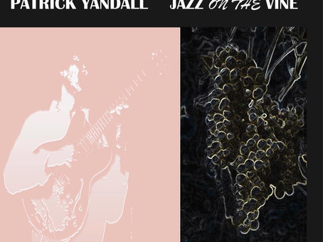 NEW MUSIC: GUITARIST PATRICK YANDALL