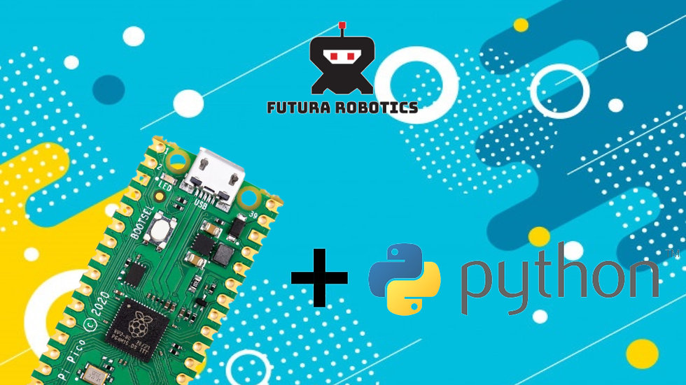 Raspberry Pi Pico + Python beginner Course