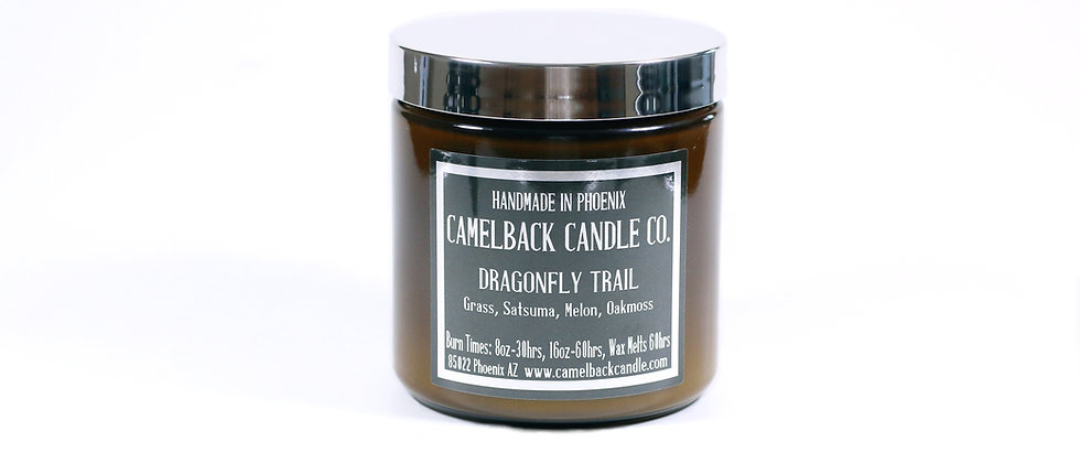 16oz Dragonfly Trail Candle