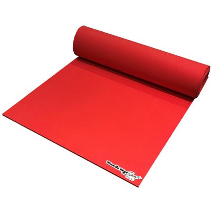 Tech Up Sport - Tapis de Sol ou de Yoga Rouge