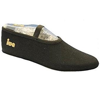 IWA -Chaussures ou souliers de trampoline (40-47) Noir