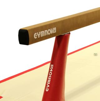 GYMNOVA - Protection des montants poutres et tables saut standards