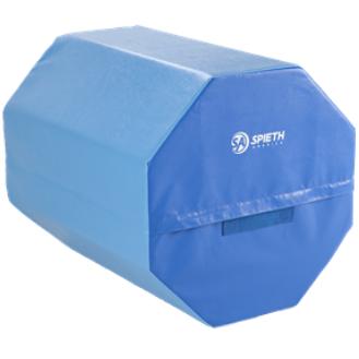 """Spieth America - Octogones bleu royal et bleu pâle - 30"""" x 36"""""""