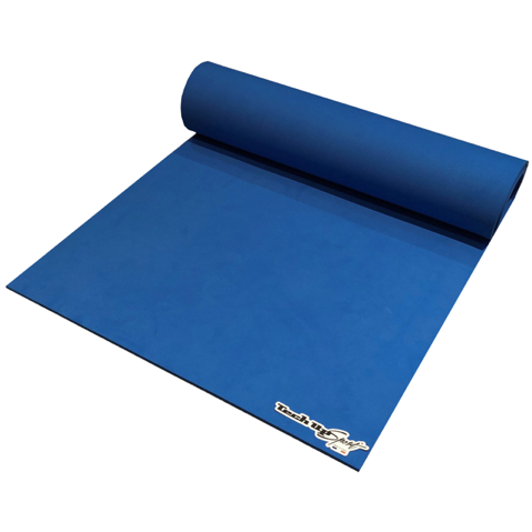 Tech Up Sport - Tapis de Sol ou de Yoga Bleu