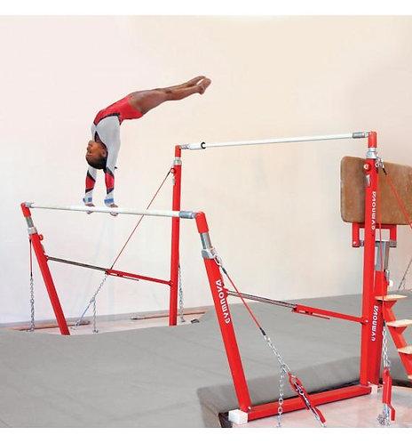 GYMNOVA - Barres asymétriques d'entraînement