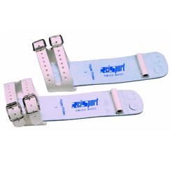 Reisport - Gants barres asymétriques hyper protec (F) avec boucles(Hand grips)