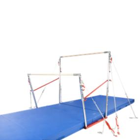 Spieth America - Barres asymétriques de compétition séries Performance 6 câbles