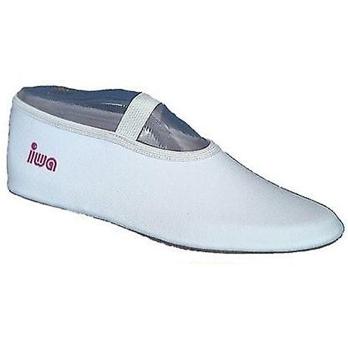 IWA - Chaussures ou souliers de trampoline (25-39) Blanc