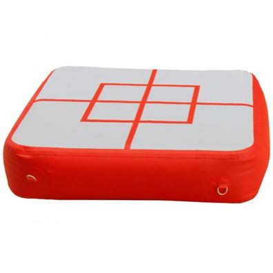 GYMNOVA - Module gonflable impulsion carré 3D - spécifique saut